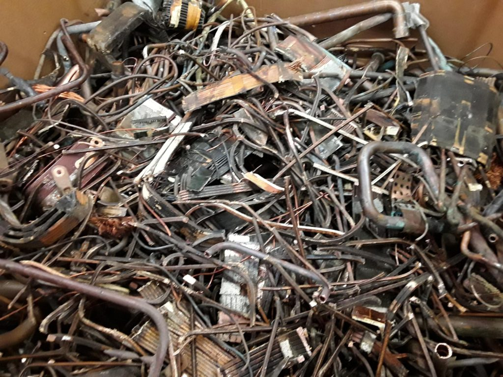 scrap metal in port st lucie