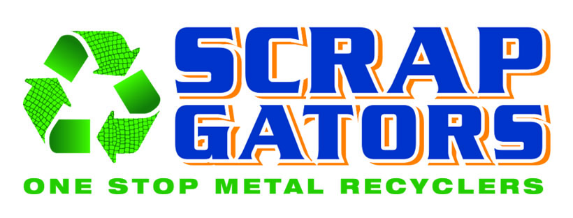 scrap gators horizontal logo