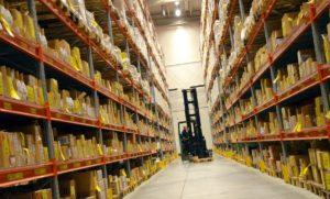 logistics through scrap metal
