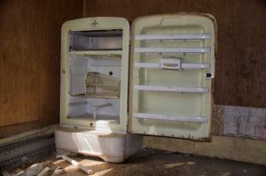 refrigerator scrap