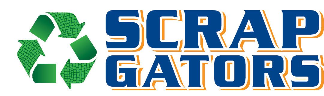 scrap gators logo