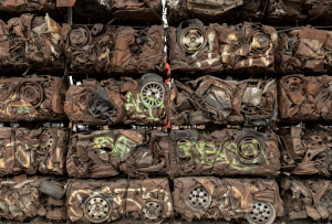 How is Scrap Metal Recycling Done?